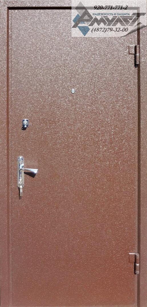 заказать в можайске железную дверь с напылением